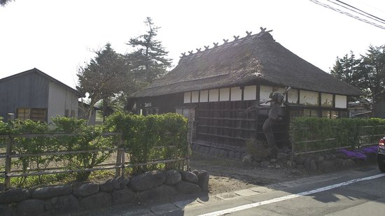 Samurai House in Hosenmachi