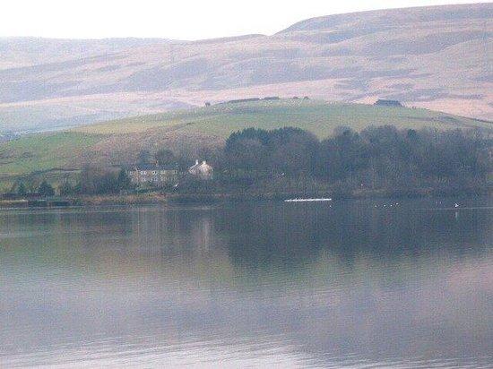 Hollingworth Lake: Lake and moorland