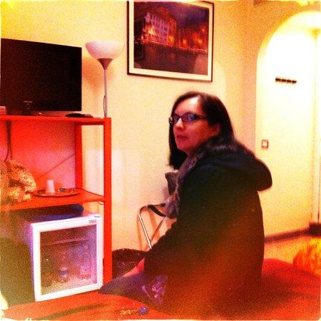 Bed & Breakfast Angolo Romano: In room
