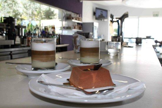 Bambu Kafe: Cafés exquisitos y dulcería de El Aderno
