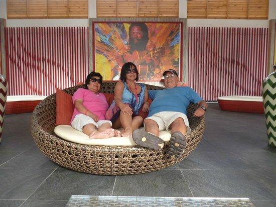Royal Decameron Isleño: Mis papas y yo
