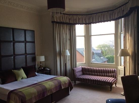 Nether Abbey Hotel: Room 1