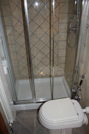 Villa Baciolo: clean bathroom