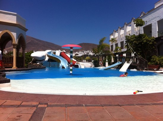 Gran Castillo Tagoro Family & Fun Playa Blanca: Kids pool