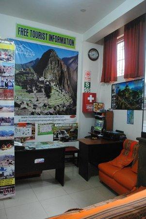 Samanapata Comfort Hostel: Información turística gratis!