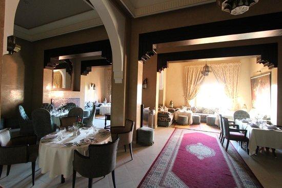 SENTIDO Kenzi Menara Palace : Restaurant marocain