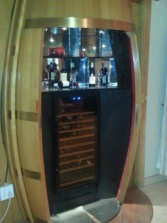 Hotel Thule : Bar