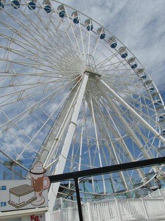 Ocean City Boardwalk: Ferris wheel