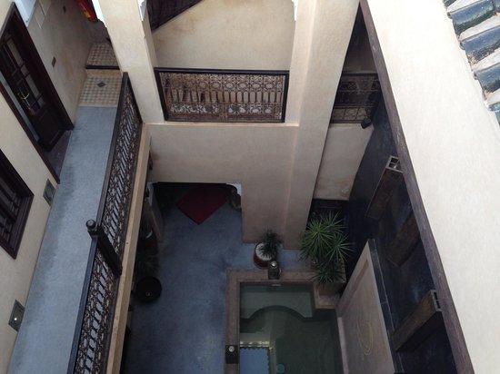 Riad Dar Beija: Piscina