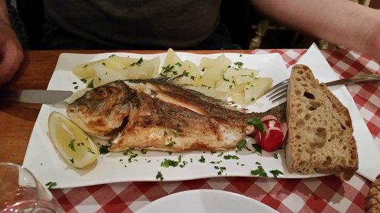 Konoba Marjan: Simple but tasty