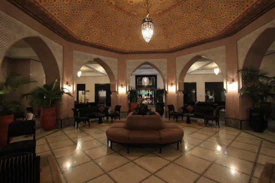 SENTIDO Kenzi Menara Palace : espaces communs