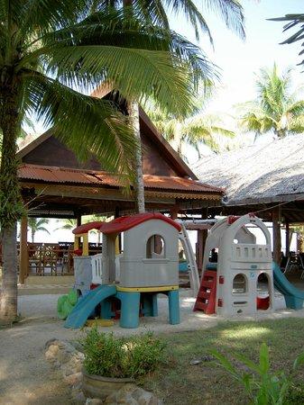 Koh Kho Khao Resort: Детская площадка