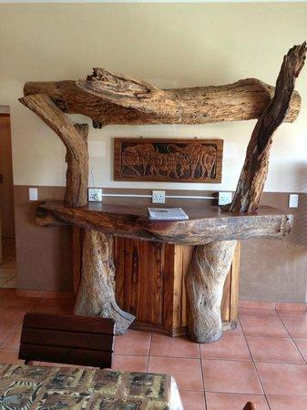 Amanpuri travellers lodge : Area de convivência-Restaurante