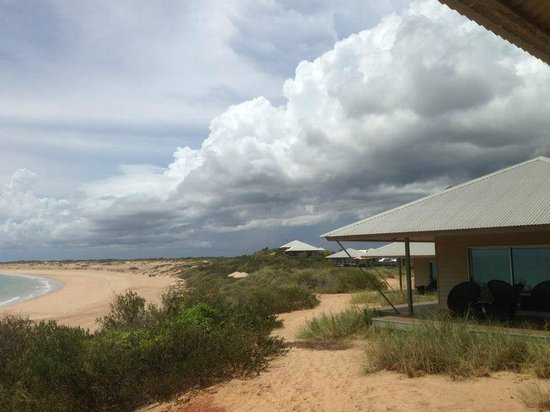 Ramada Eco Beach Resort: A storm on the way.