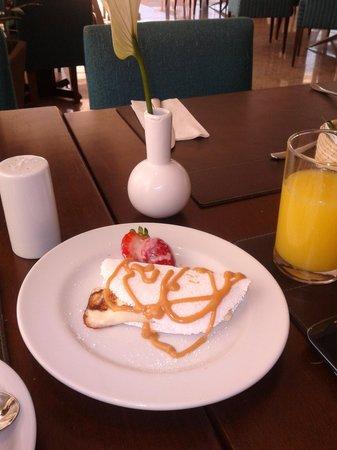 Best Western Premier Maceio: café da manhã perfeito..!!