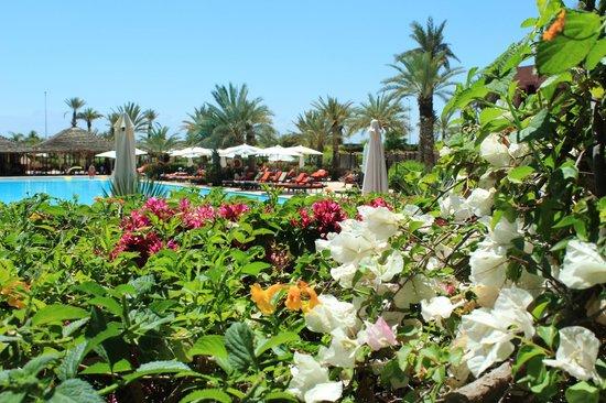 SENTIDO Kenzi Menara Palace: jardins