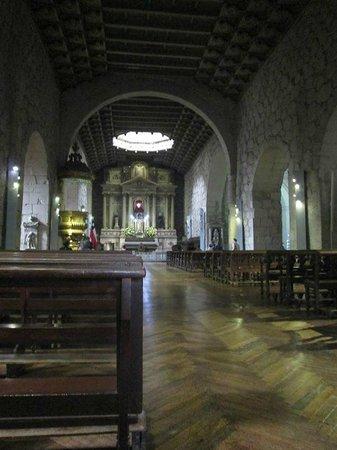 San Francisco Church: vista geral