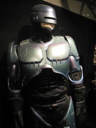 Musee Miniature et Cinema: Robocop