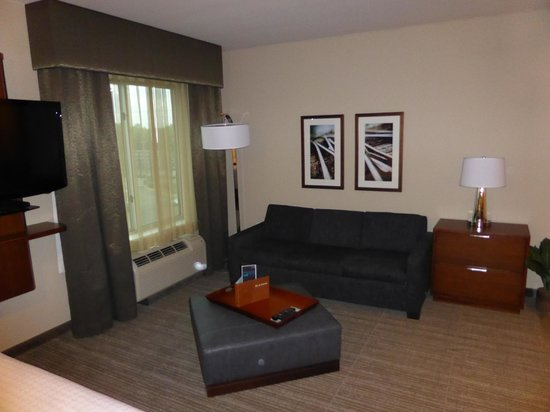Homewood Suites by Hilton Springfield: Room