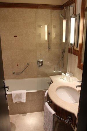 Starhotels Anderson : Bathroom