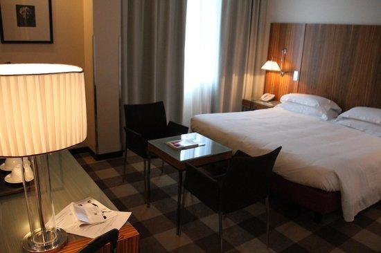 Starhotels Anderson : Room