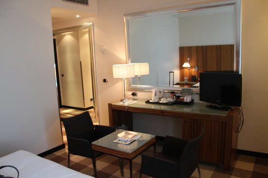 Starhotels Anderson: Room