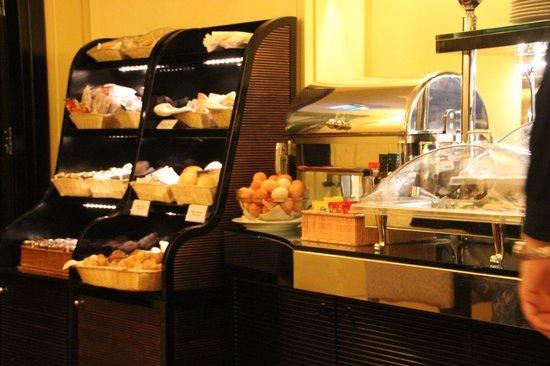 Starhotels Anderson: Breakfast Room