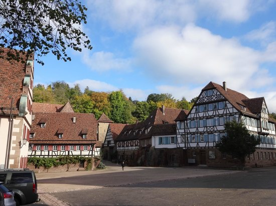 Maulbronn Abbey (Kloster Maulbronn): 教会周辺の建物
