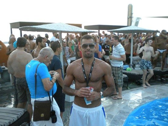 Elysium Hotel Pool Party