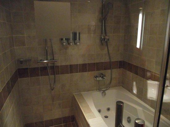 Barcelo Santo Domingo: bathroom