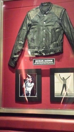Hard Rock Cafe Barcelona : Michael Jacksons Jacket