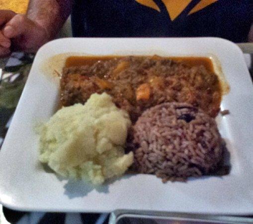 Qubano Restaurant : Ropa Vieja