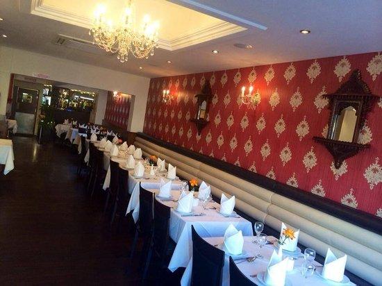 KALI MIRCHI : Main Restaurant Area
