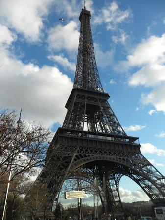 Tour Eiffel : Эйфелева башня