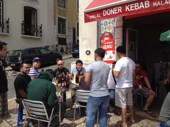 Kumar Kebab House: Kebab house
