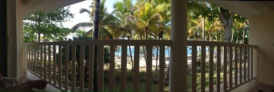 ClubHotel Riu Merengue : The view from our balcony!