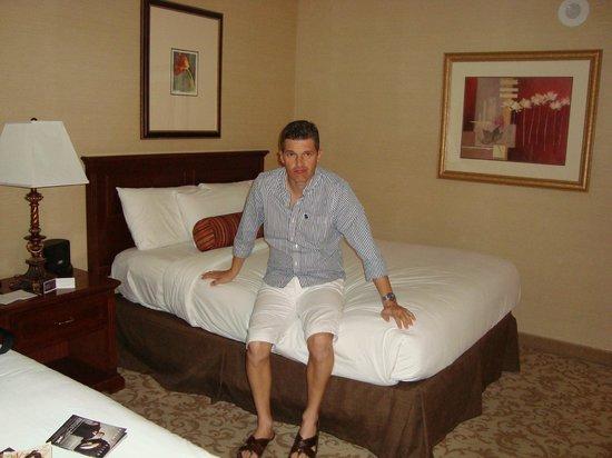Park MGM Las Vegas : camas separadas!