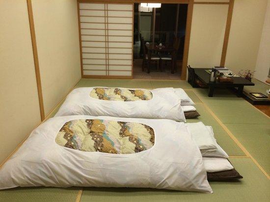 Okunoin Hotel Tokugawa: Japanese room