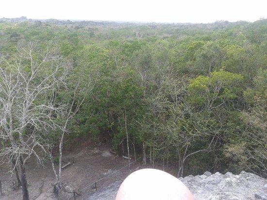 Ruinas de Coba: Vistas