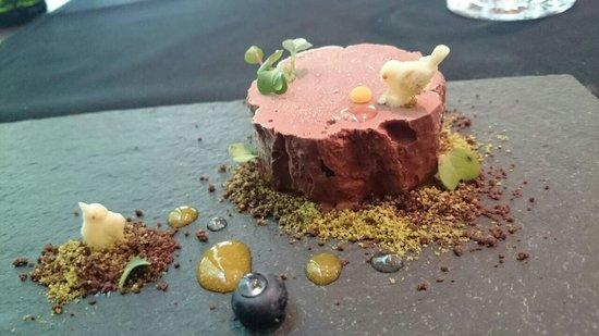 Jungsik: Amazing dessert!