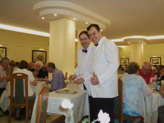 Hotel Villa Maria: Wednesday Gala Night Dinner