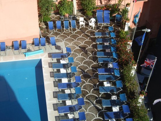 Hotel Villa Maria: Hotel Pool