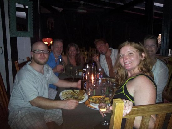 Lily Pond House Restaurant: Fabulous dinner with friends