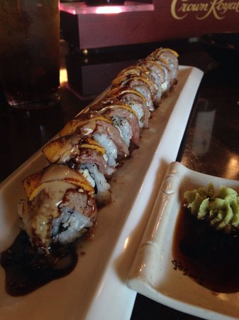 Omg!! Best roll ever!!  The Kiyens Chenal Roll!!  Absolutely love!!!!!!!