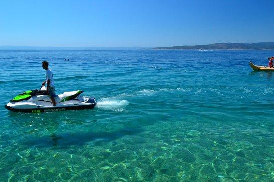 SENTIDO Bluesun Berulia : la mer...