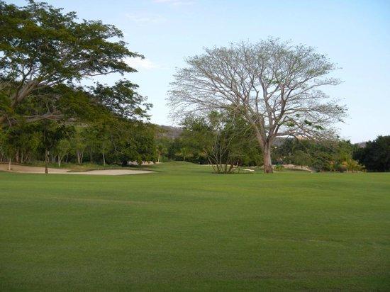 Campo de Golf Tangolunda: Hole 2