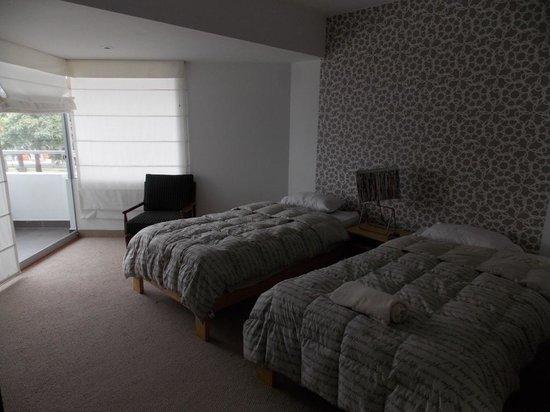 Pucllana Lodge: Habitacion doble del apartamento