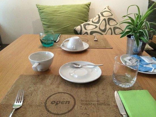 Inspira Santa Marta Hotel: Salle à manger