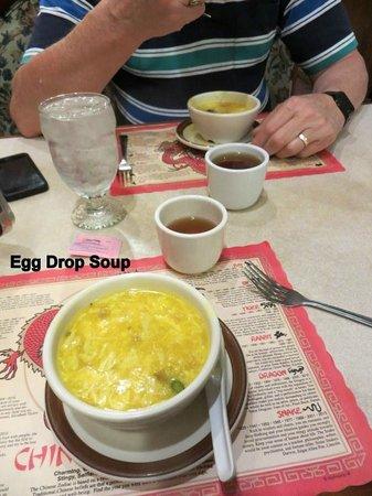 House of Hunan: Egg Drop Soup