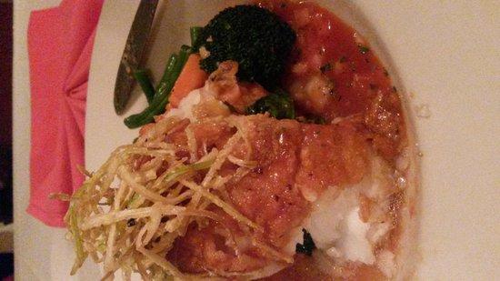 Hibiscus Restaurant: delicious